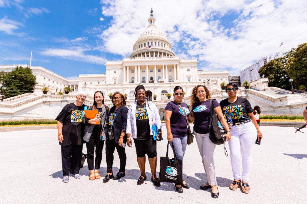 NDWA members in Washington DC