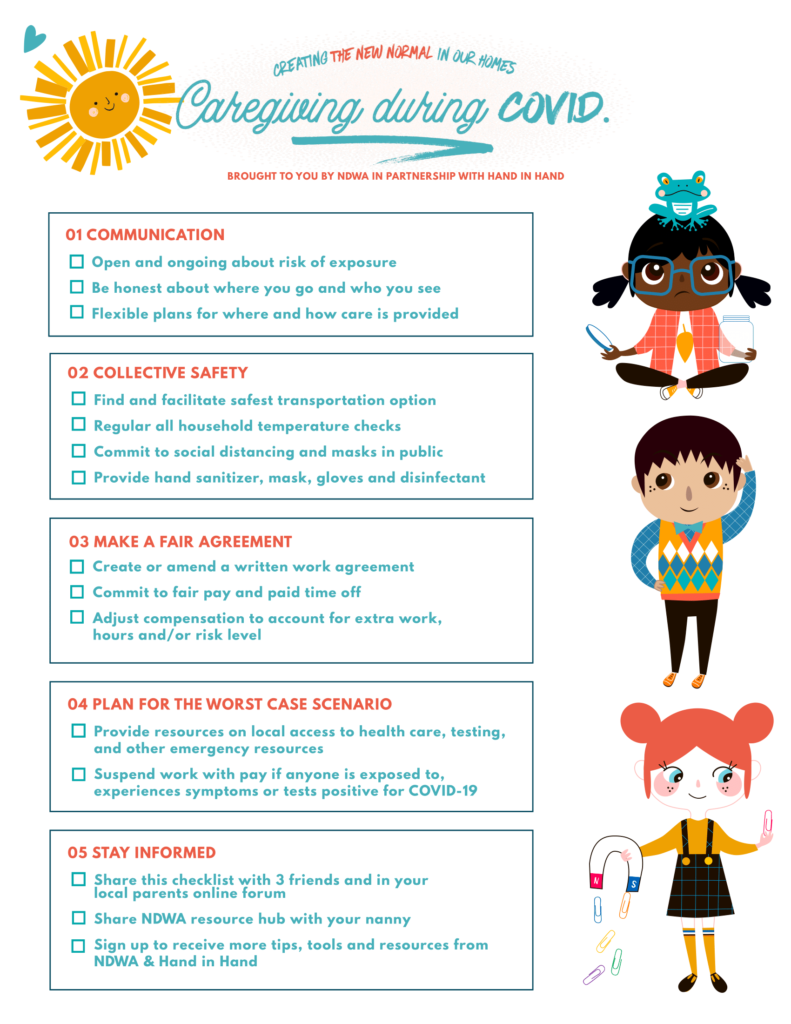 Nanny Employer Checklist