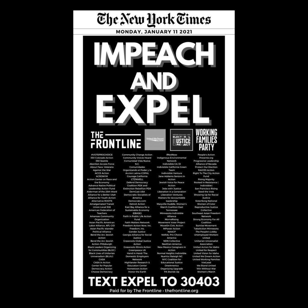 impeach and expel